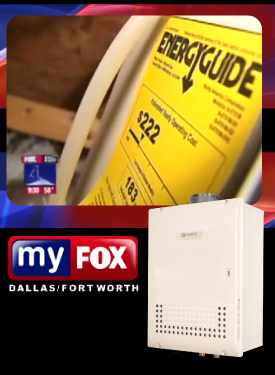 My Fox Features Noritz Tankless Water Heater Nationwide