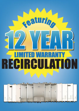 Noritz Extends 12-Year/6,500-Hour Warranty To Tankless Water Heaters in Controlled Recirculation Systems