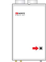 Nrc661 Tankless Water Heater By Noritz