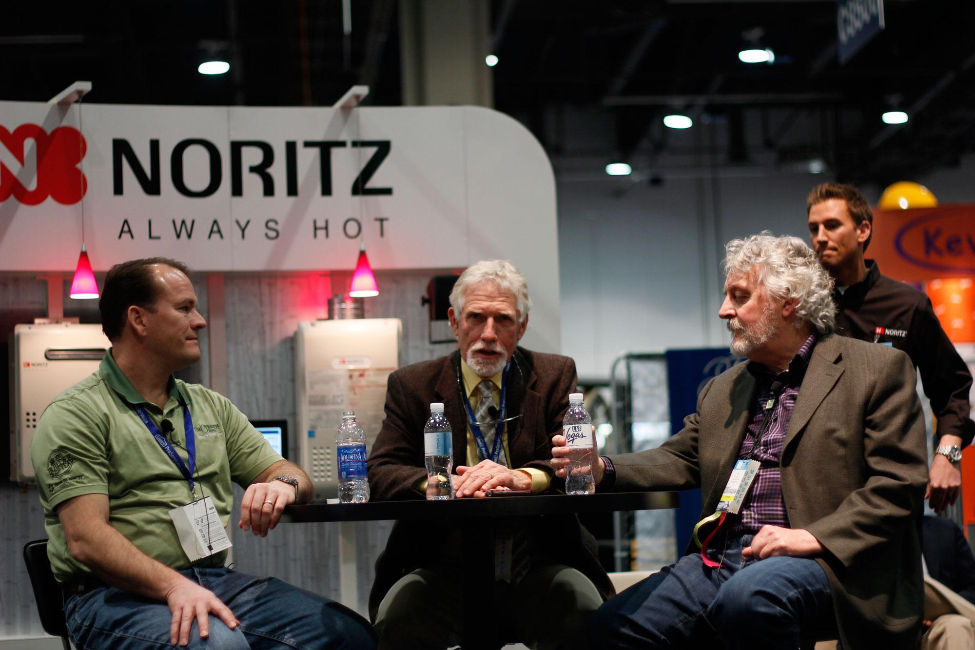 Noritz at Trade Show