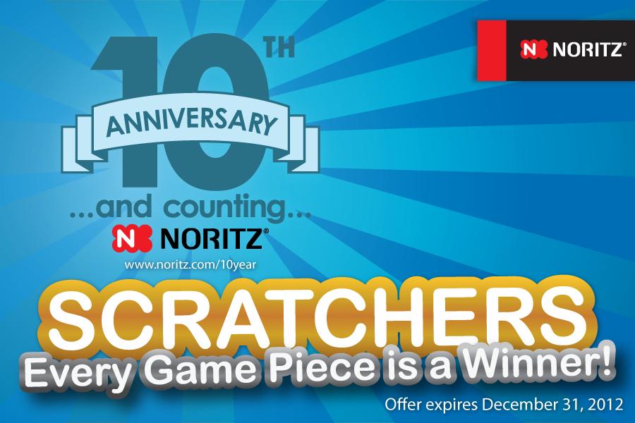 Scratchers Promo