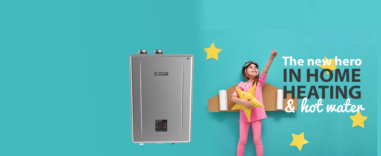 hydronic boiler