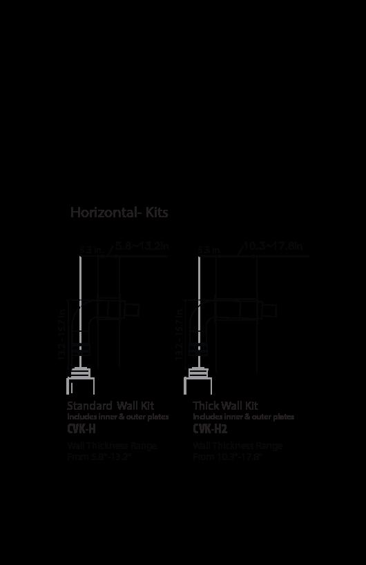 cvk h specs noritz rh noritz com Do Yourself Plumbing Diagrams Plumbing Diagram Venting and Drains