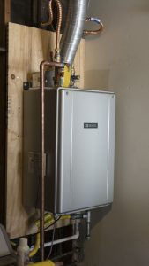 Noritz Low-NOx Tankless Water Heater