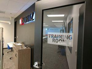 Noritz Training Center Room