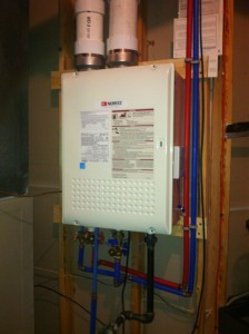 Venting Your Tankless Water Heater