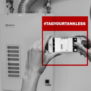 Tag Your Tankless Water Heater