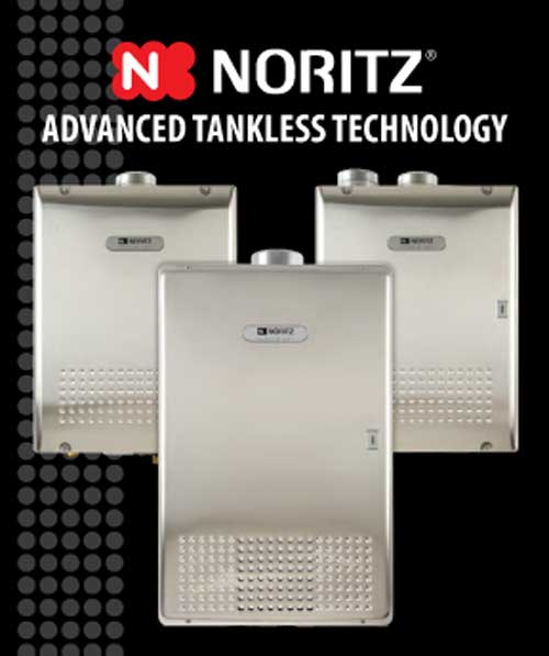 noritz tankless water heater accessories documents