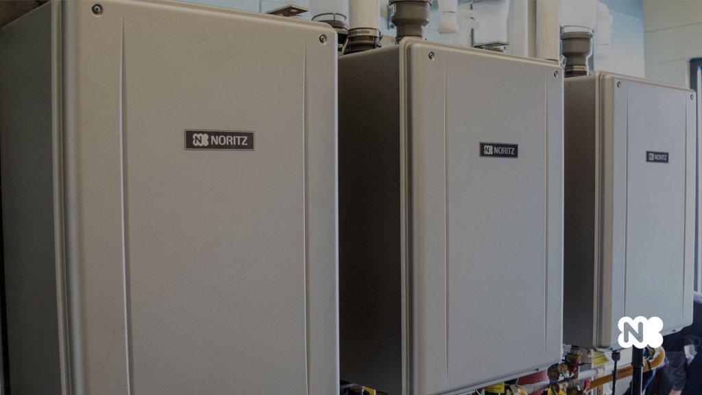 Noritz Commercial Water Heaters | Tankless | Noritz