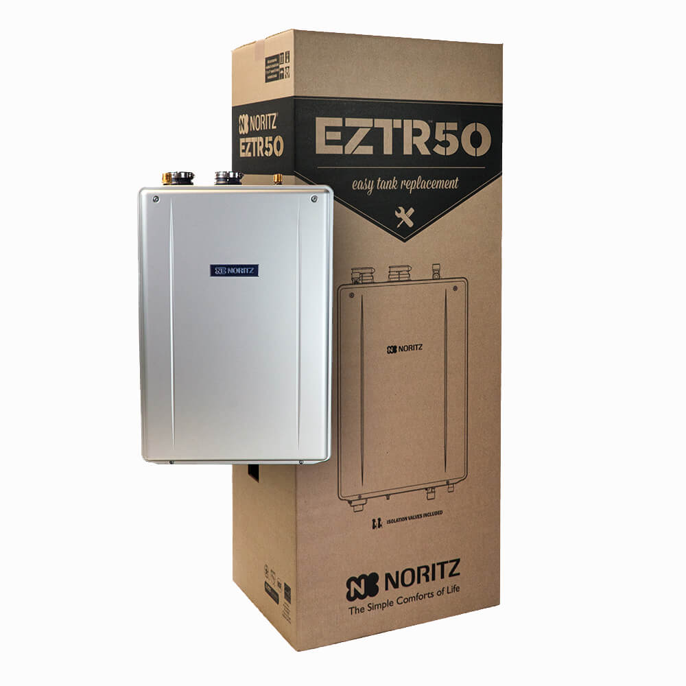 Noritz Family Of Tankless Water Heaters
