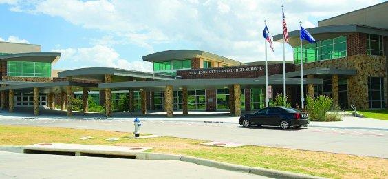 Burleson Centennial High School Noritz 1