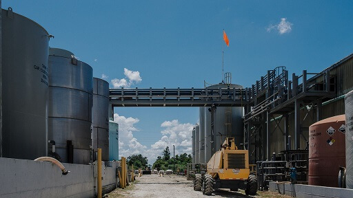 Fertilizer Producer Reduces Maintenance And Energy Costs